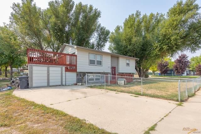 517 Lion Dr, Rapid City, SD 57701 (MLS #156145) :: VIP Properties