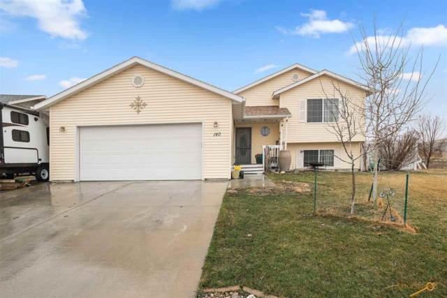 140 Adonia Lane, Rapid City, SD 57701 (MLS #143255) :: Dupont Real Estate Inc.