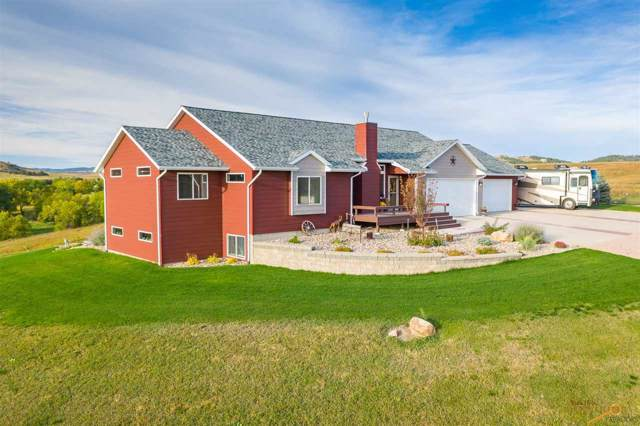 1191 Creekside View Lane, Rapid City, SD 57701 (MLS #144570) :: Dupont Real Estate Inc.