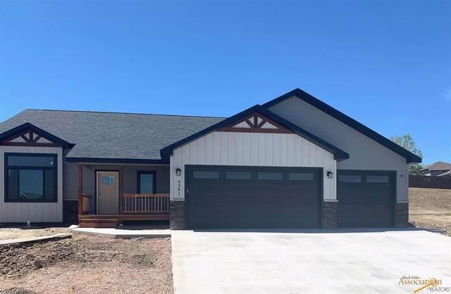 4301 Shaker Dr, Rapid City, SD 57701 (MLS #148055) :: Christians Team Real Estate, Inc.