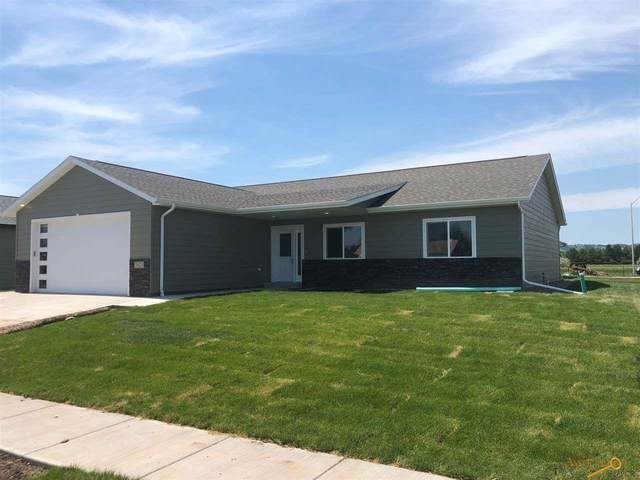 3021 Hazelnut Ln, Rapid City, SD 57703 (MLS #148525) :: Dupont Real Estate Inc.