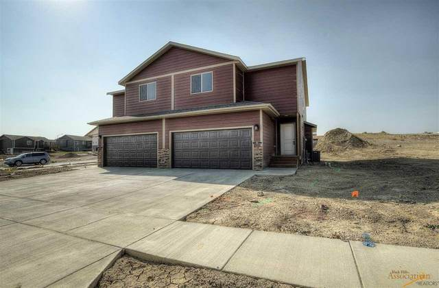 611 Copperfield Dr, Rapid City, SD 57703 (MLS #149477) :: Black Hills SD Realty