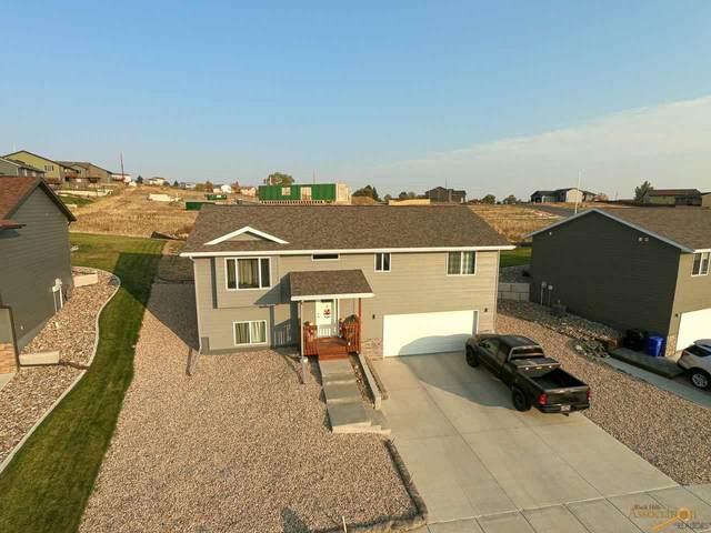 820 Haakon, Rapid City, SD 57703 (MLS #151543) :: Black Hills SD Realty