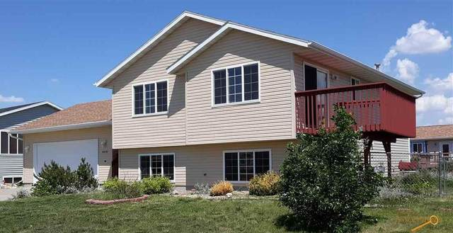 4428 Milehigh Ave, Rapid City, SD 57701 (MLS #154570) :: Dupont Real Estate Inc.