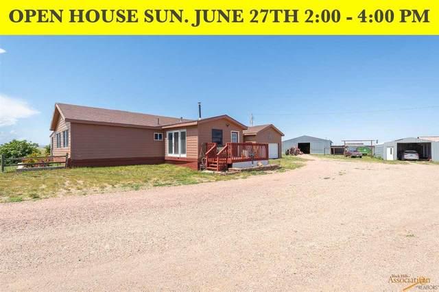 5800 Bennett Rd, Rapid City, SD 57701 (MLS #154724) :: Dupont Real Estate Inc.