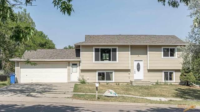 3614 Elm Ave, Rapid City, SD 57701 (MLS #155064) :: Heidrich Real Estate Team