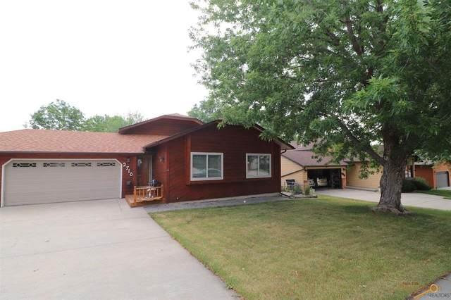 2710 Hoefer Ave, Rapid City, SD 57701 (MLS #155197) :: Heidrich Real Estate Team