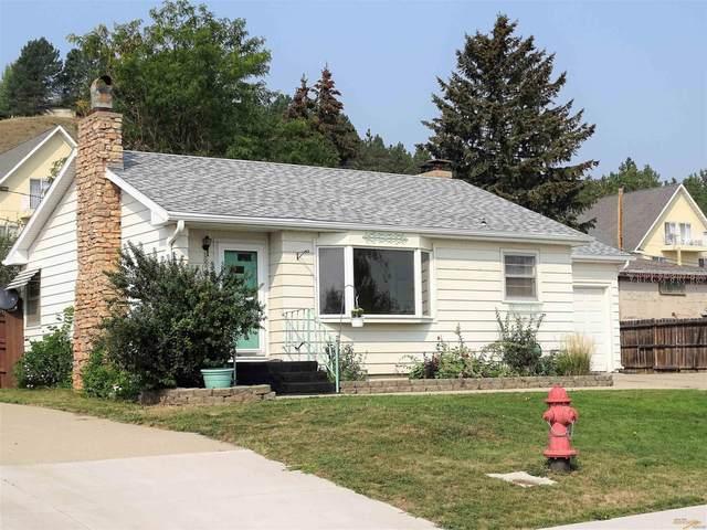 1621 38TH, Rapid City, SD 57702 (MLS #155965) :: Heidrich Real Estate Team
