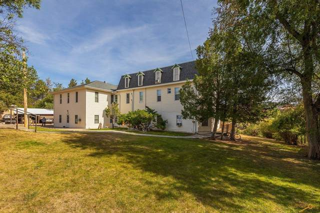 807 Almond St, Hot Springs, SD 57747 (MLS #156361) :: Heidrich Real Estate Team