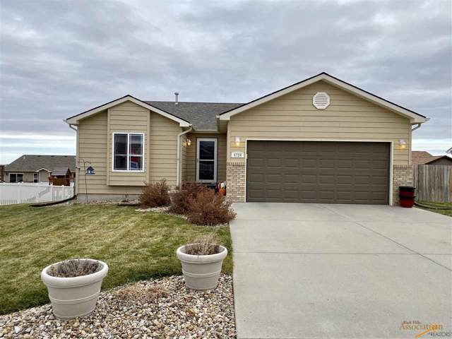 4726 South Pointe Dr, Rapid City, SD 57701 (MLS #146544) :: Dupont Real Estate Inc.