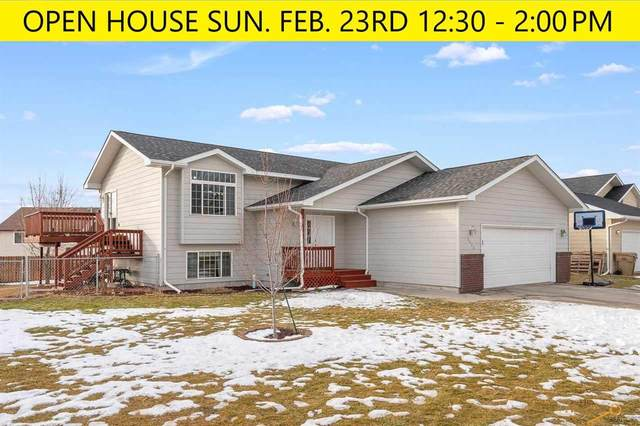 2423 Shad, Rapid City, SD 57703 (MLS #147443) :: Dupont Real Estate Inc.
