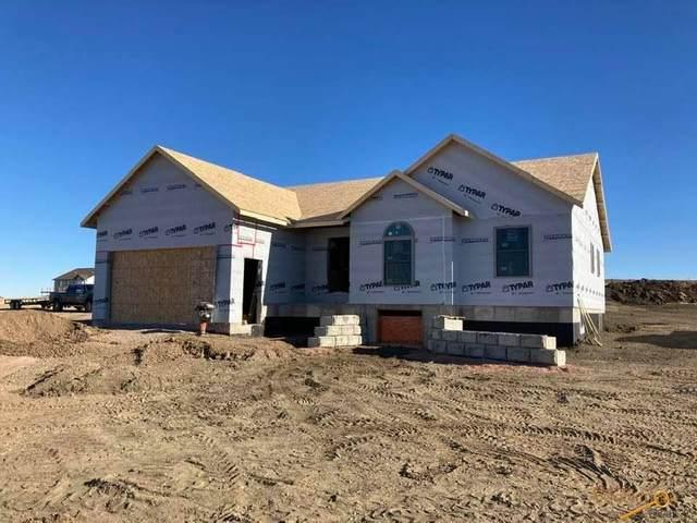 23486 Brahman Lane, Rapid City, SD 57703 (MLS #152044) :: Dupont Real Estate Inc.