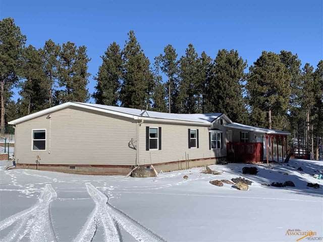 23607 Tigerville Rd, Hill City, SD 57745 (MLS #143759) :: Christians Team Real Estate, Inc.