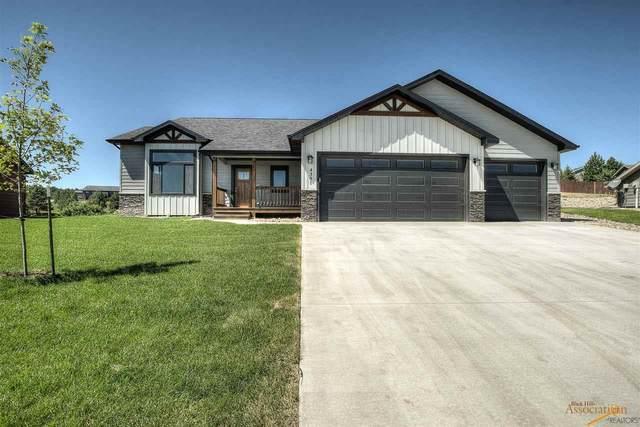 4301 Shaker Dr, Rapid City, SD 57701 (MLS #148055) :: Dupont Real Estate Inc.