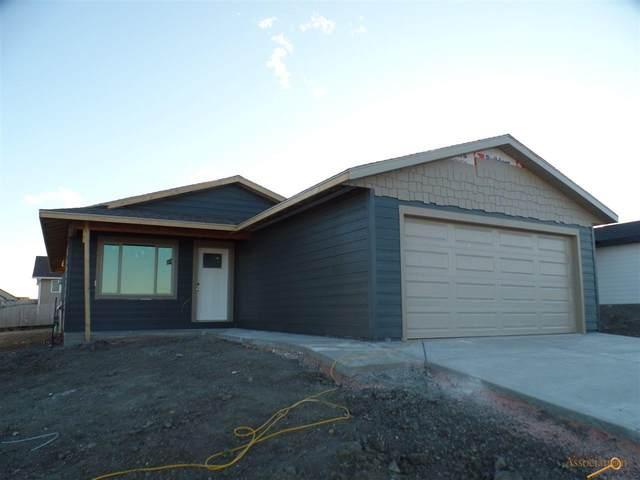 5249 Coal Bank Dr, Rapid City, SD 57701 (MLS #151234) :: Black Hills SD Realty