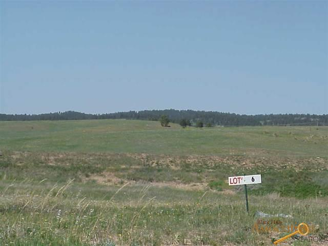Lot 6 Lindsey Loop, Hermosa, SD 57744 (MLS #131337) :: Christians Team Real Estate, Inc.