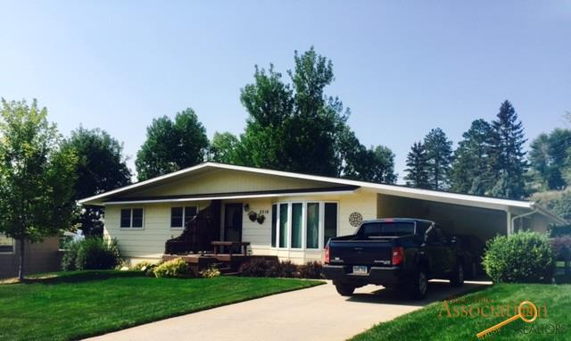 2016 W Flormann, Rapid City, SD 57702 (MLS #135639) :: Christians Team Real Estate, Inc.
