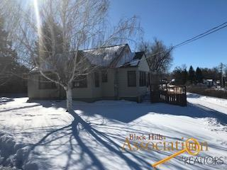 1102 8TH AVE, Belle Fourche, SD 57717 (MLS #137790) :: Christians Team Real Estate, Inc.