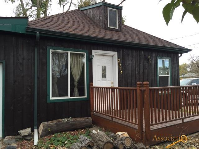 2914 S Valley Dr, Rapid City, SD 57703 (MLS #140654) :: Christians Team Real Estate, Inc.
