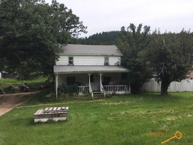 809 Madill, Keystone, SD 57751 (MLS #140727) :: Christians Team Real Estate, Inc.
