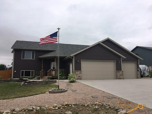 23013 Morninglight Dr, Rapid City, SD 57703 (MLS #142380) :: Christians Team Real Estate, Inc.