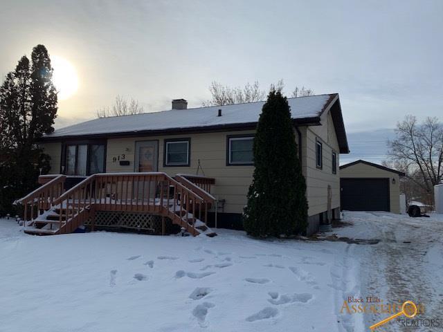 913 Anamosa, Rapid City, SD 57701 (MLS #142534) :: Christians Team Real Estate, Inc.