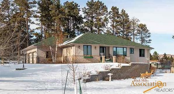 12433 Navajo Dr, Piedmont, SD 57769 (MLS #142730) :: Christians Team Real Estate, Inc.