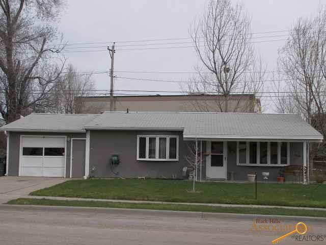 1206 Racine, Rapid City, SD 57701 (MLS #142856) :: Dupont Real Estate Inc.
