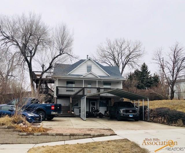 16 Anamosa, Rapid City, SD 57701 (MLS #143003) :: Dupont Real Estate Inc.
