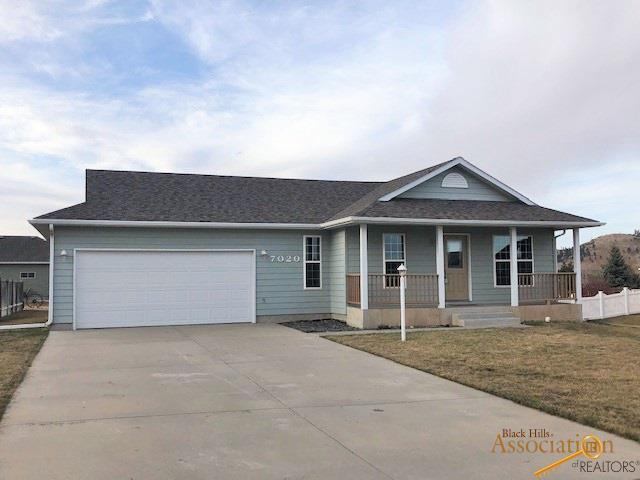 7020 Leisure Ln, Summerset, SD 57718 (MLS #143282) :: VIP Properties