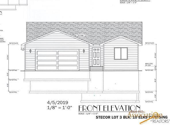 TBD Beringer Dr, Rapid City, SD 57701 (MLS #143648) :: Christians Team Real Estate, Inc.