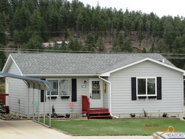 168 Other, Hill City, SD 57745 (MLS #143745) :: Christians Team Real Estate, Inc.
