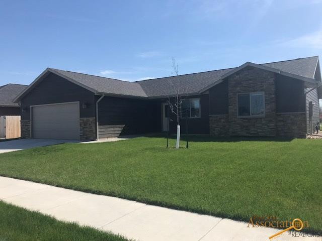 3014 Olive Grove Ct, Rapid City, SD 57703 (MLS #143856) :: Dupont Real Estate Inc.