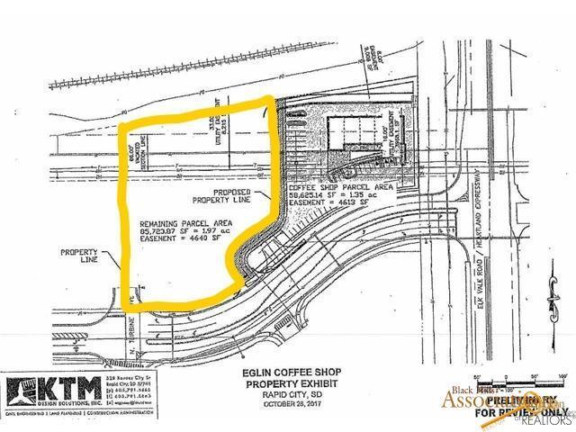 TBD Eglin, Rapid City, SD 57701 (MLS #144276) :: Christians Team Real Estate, Inc.