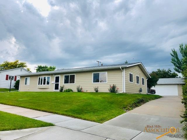 334 E Custer, Rapid City, SD 57701 (MLS #144635) :: Christians Team Real Estate, Inc.
