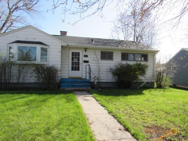 910 Joy Ave, Rapid City, SD 57701 (MLS #144644) :: Christians Team Real Estate, Inc.