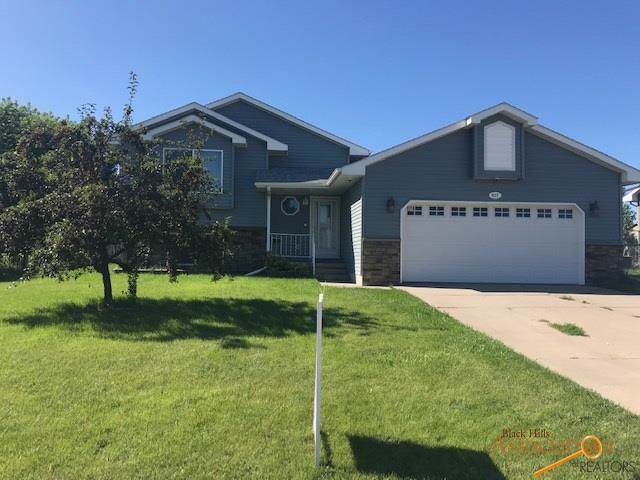 617 Tanglewood Ln, Box Elder, SD 57719 (MLS #145399) :: VIP Properties