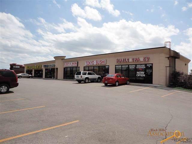 1575 N Lacrosse, Rapid City, SD 57701 (MLS #145622) :: Dupont Real Estate Inc.
