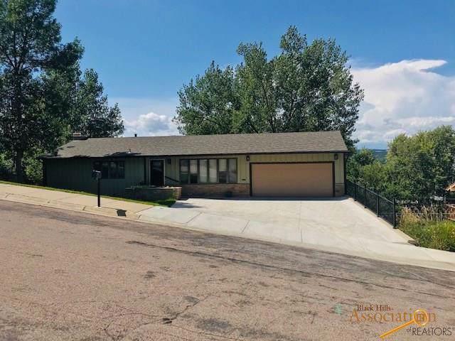 1709 Mesa Dr, Rapid City, SD 57702 (MLS #145646) :: Christians Team Real Estate, Inc.