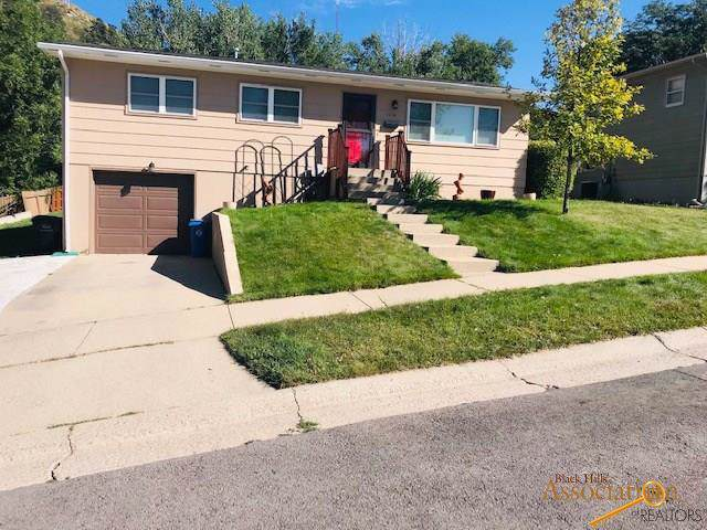 1710 Cruz Dr, Rapid City, SD 57702 (MLS #145905) :: VIP Properties