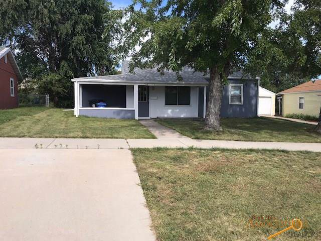 316 E St Francis, Rapid City, SD 57701 (MLS #145907) :: Christians Team Real Estate, Inc.