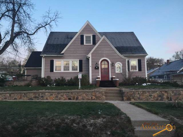 1411 11TH, Rapid City, SD 57701 (MLS #146236) :: Dupont Real Estate Inc.