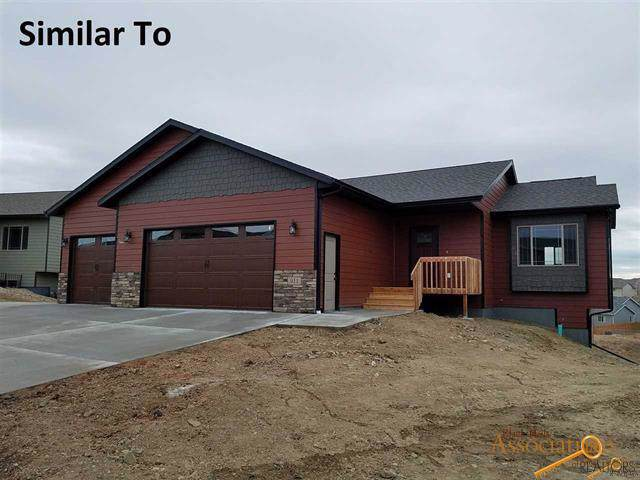834 Summerfield Dr, Rapid City, SD 57703 (MLS #146272) :: Christians Team Real Estate, Inc.