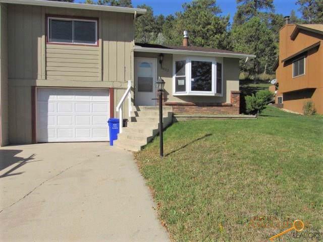 3433 Idlewild Ct, Rapid City, SD 57702 (MLS #146300) :: Dupont Real Estate Inc.