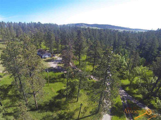 7550 Anderson Rd, Black Hawk, SD 57718 (MLS #146628) :: Christians Team Real Estate, Inc.