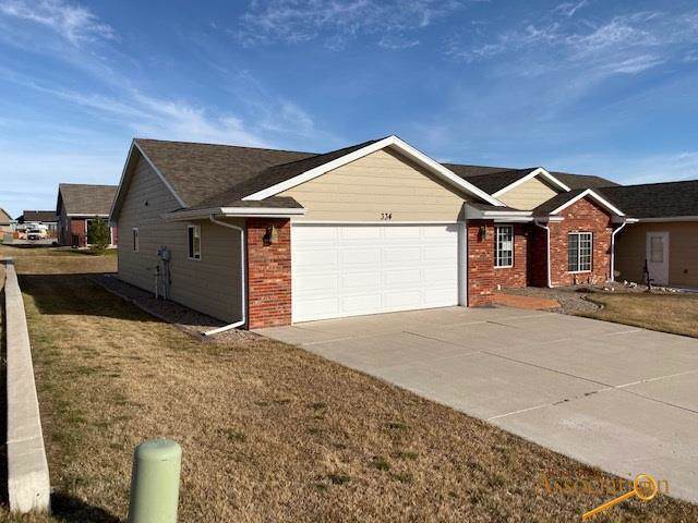 334 Sandra Ln, Rapid City, SD 57701 (MLS #146837) :: Christians Team Real Estate, Inc.