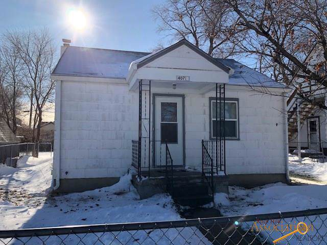 407 E Madison, Rapid City, SD 57701 (MLS #146874) :: Christians Team Real Estate, Inc.