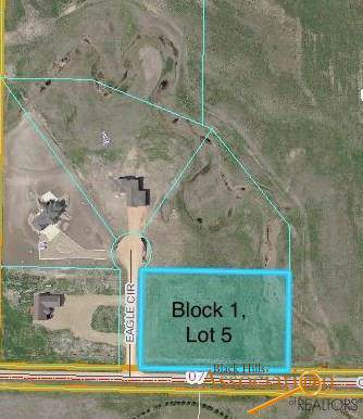 TBD Other, Wall, SD 57790 (MLS #147215) :: Dupont Real Estate Inc.