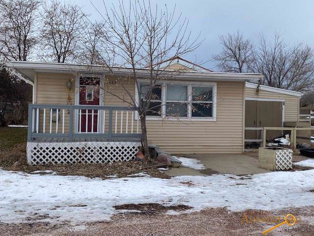 4835 Sturgis Rd, Rapid City, SD 57702 (MLS #147459) :: Dupont Real Estate Inc.