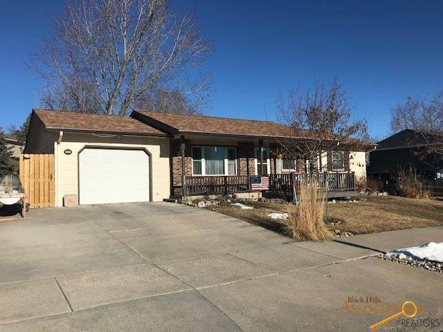 408 E Liberty St, Rapid City, SD 57701 (MLS #147660) :: Dupont Real Estate Inc.
